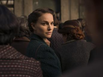 Natalie Portman e Woody Allen apresentam filmes fora de comp
