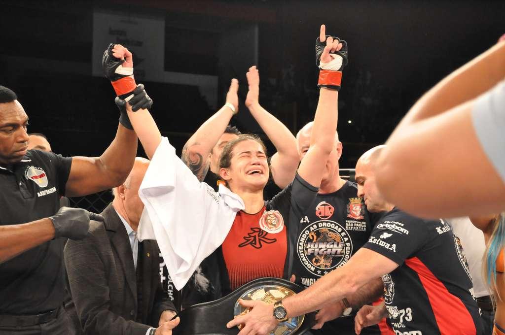 Sorocabana estreia no UFC