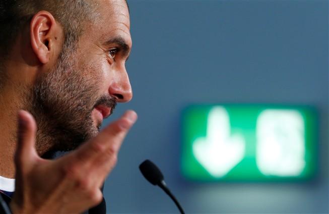 Pep Guardiola nega ida para o Manchester City