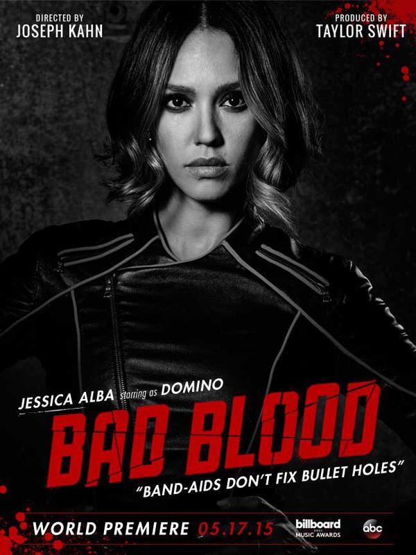 Jessica Alba entra para o time de estrelas do novo videoclip