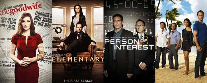 É festa! CBS renova The Good Wife, Elementary, Person of Int