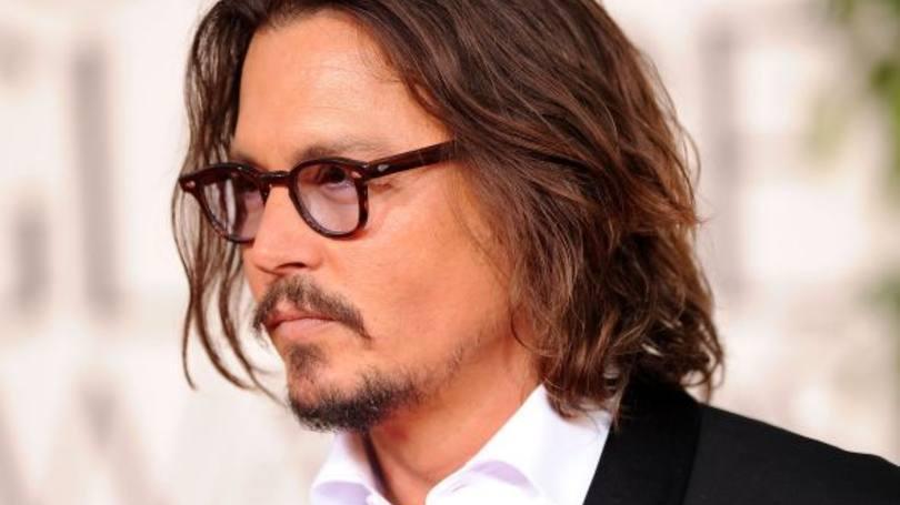Johhny Depp deixará a Austrália por seus cães