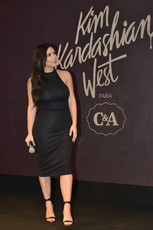 C&A e Kim Kardashian celebram parceria fashion