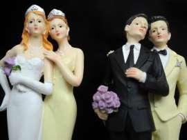 Quase metade dos brasileiros é contra casamento gay