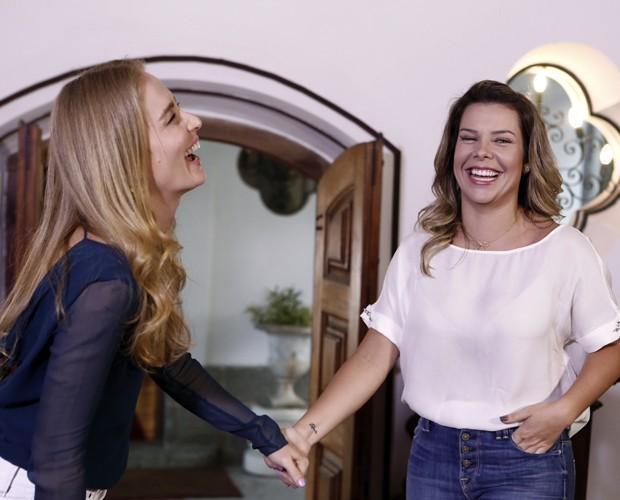 Madrinhas de Preta Gil, Angélica e Fê Souza mandam recado an