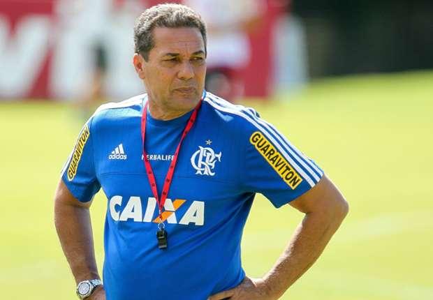 Luxemburgo minimiza derrota do Flamengo e garante luta pela