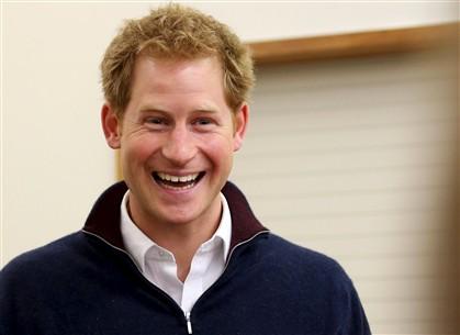 Príncipe Harry quer ter filhos mas está à espera da pessoa c