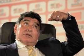 Maradona diz que CR7 está um nível acima de Messi atualmente