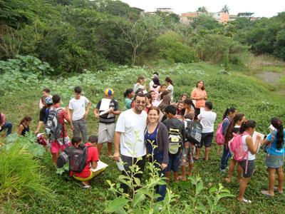Projeto ecoar destaca Marataízes em educação ambiental