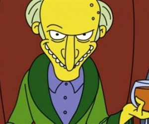 Mr. Burns de