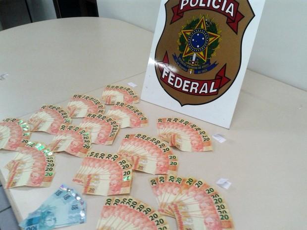 Polícia prende vendedor de AL com  R$ 3 mil em notas falsas