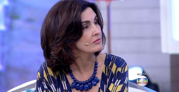 Fátima Bernardes questiona Maria Casadevall e Caio Castro so