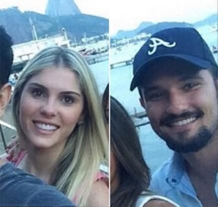 Bárbara Evans estaria namorando empresário paulista