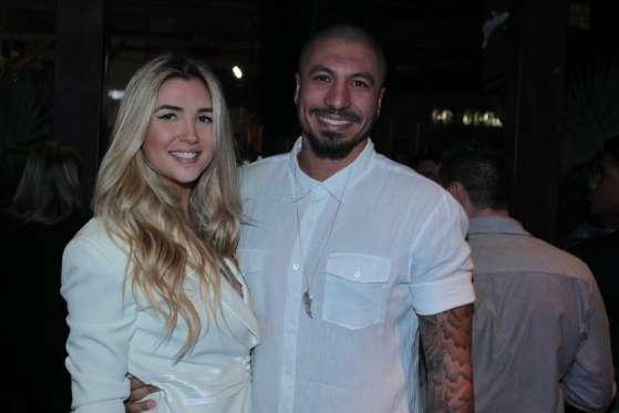 Fernando e Aline, do