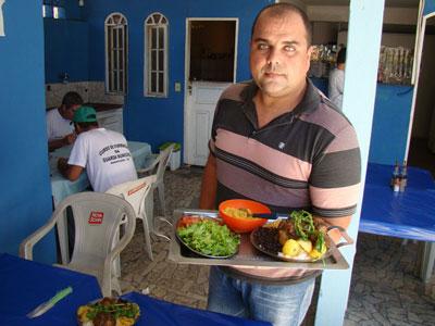 Uma nova opção na culinária em Marataízes