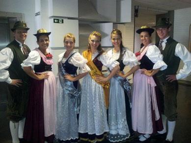 Festival da Imigração Alemã resgata cultura em Domingos Martins, no ES