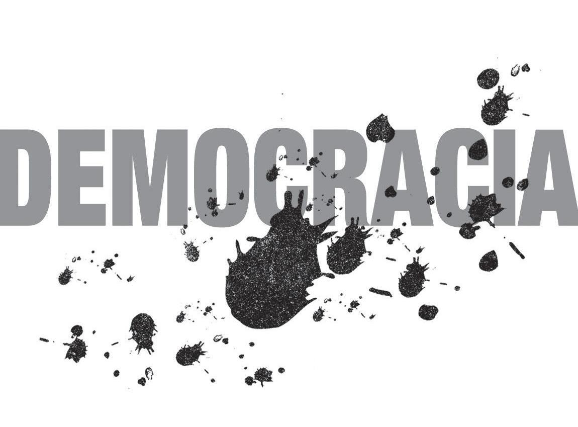 A difícil construção da democracia