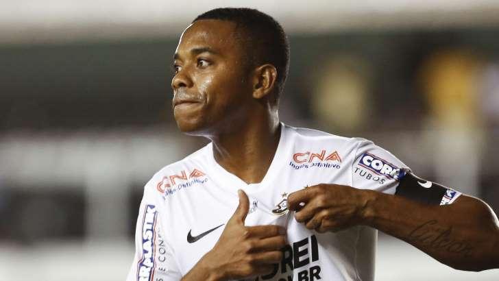 Agente de Robinho negocia dívida do Santos: