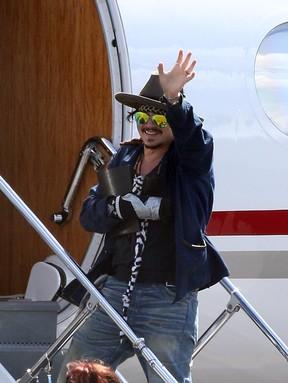 Johnny Depp pode ter cachorros sacrificados na Austrália, di